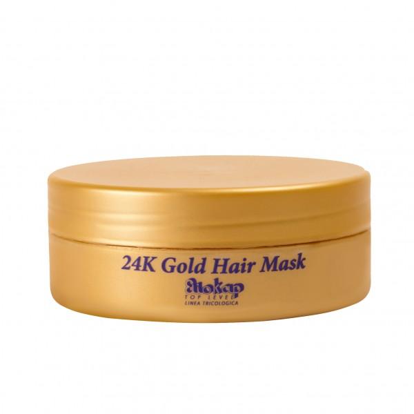 24K GOLD маска для волос