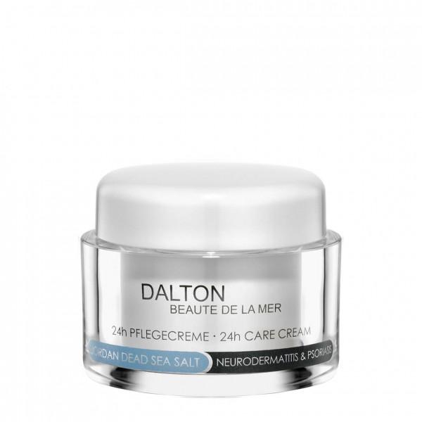 Jordan Dead Sea Salt 24H Care Cream / Оздоравливающий  крем 24 часовой уход