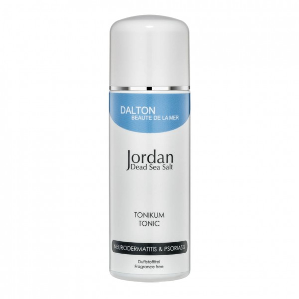 Jordan Dead Sea Salt Tonic / Оздоравливающий тоник