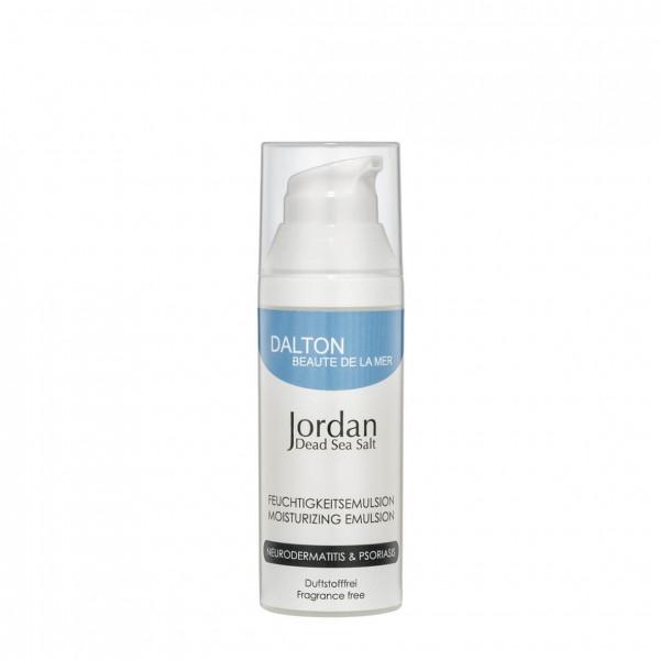 Jordan Dead Sea Salt Moisturizing Emulsion / Оздоравливающая увлажняющая эмульсия