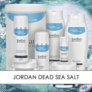 JORDAN DEAD SEA SALT - Лечение нейродермита и псориаза