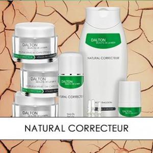NATURAL CORRECTEUR - Уход за поврежденной кожей