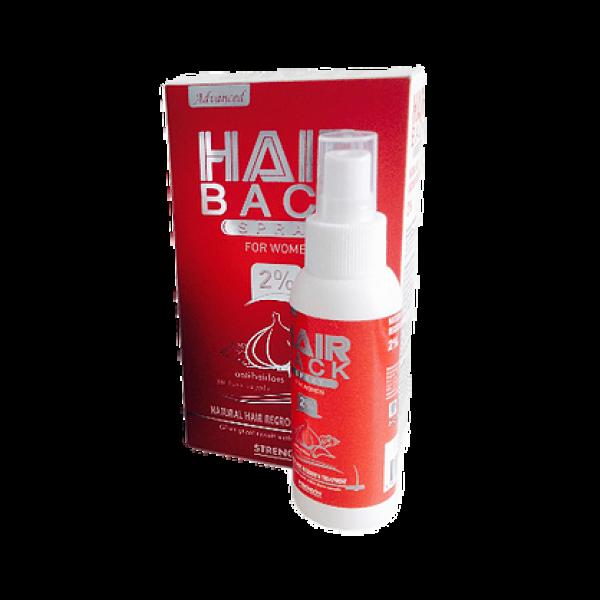 Лосьон-спрей Hair Back Миноксидил 2%, 100мл