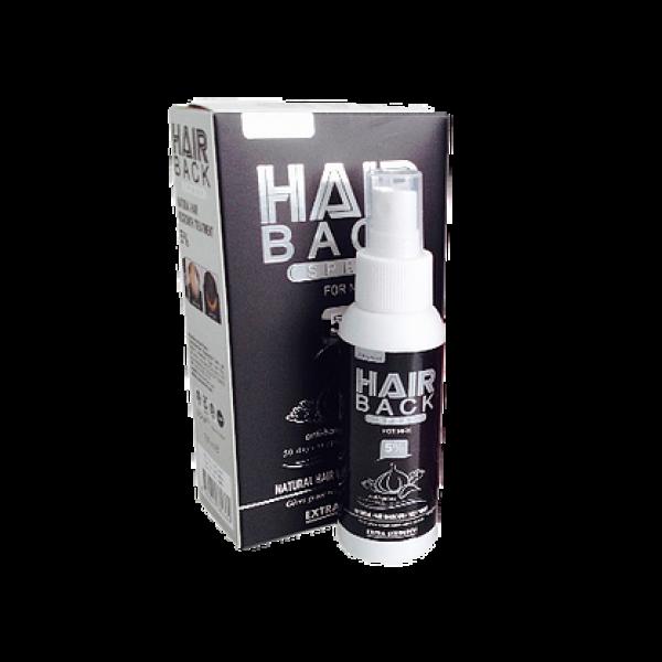 Лосьон-спрей Hair Back Миноксидил 5%, 100мл